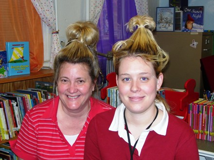 Dr. Seuss Whoville People